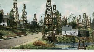 Backyard Oil L A U0027s Backyard Oil Well Fever Peter Moruzzi U0027s Mid Century