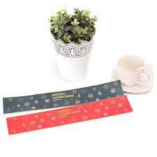 the new paper christmas gift box girdle girdle accessories