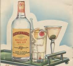 martini vintage vintage ad archive the splendor of gin the alcohol professor