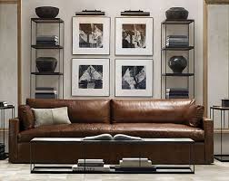 Masculine Sofas | 30 masculine living room furniture ideas to rock digsdigs