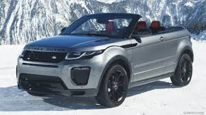 lifted land rover 2016 2017 range rover evoque convertible hse si4 color corris grey