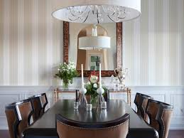 dining room exciting wallpaper for dining room modern ideas