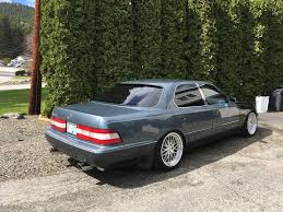 bagged ls400 ls400 owners post your wheel setup page 157 clublexus lexus