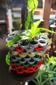 home decor handmade crafts recycling of waste material handmade crafts ideas easy bottle