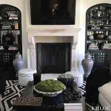 Kourtney Kardashian New Home Decor by Khloe Kardashian U0027s Living Room