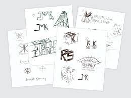kenney structural engineering logo u2013 ryan elizabeth design