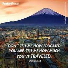 Travel Quote of the Week Inspiration