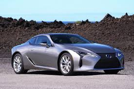lexus high performance coupe 2018 lexus lc 500 first drive mark elias media services