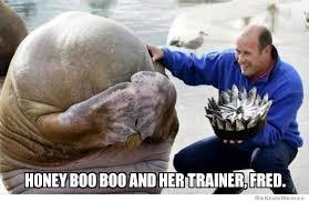 Honey Boo Boo Meme - honey boo boo in her natural habitat meme weknowmemes