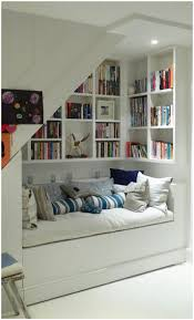 great built in bookshelves under stairs 77 with additional home