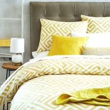 grey and yellow duvet cover king grey and yellow duvet cover queen modern grey yellow bedroom