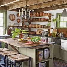 country style kitchen cabinets pictures 34 farmhouse style kitchens rustic decor ideas for kitchens