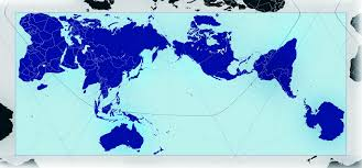 Mercator World Map by The World According To Authagraph The Japan Times