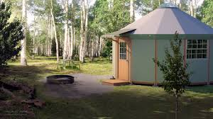 freedom yurt cabin small prefab home small home for sale