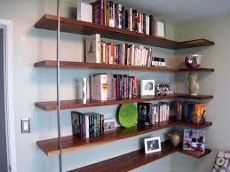 Wall Mounted Bookshelves Ikea - bookcase suspension wall shelf wall mounted bookcase shelves
