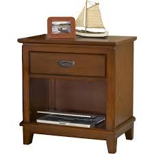 Oak Furniture Village Nightstand With Door Walmart Com