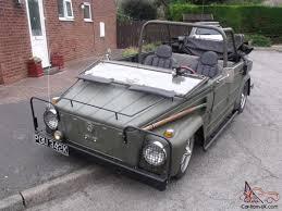 volkswagen type 181 trekker