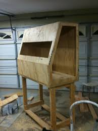 Homemade Blast Cabinet How To Build A Homemade Sandblasting Cabinet Smecca Com