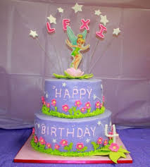 tinkerbell cakes tinkerbell birthday cake cakecentral