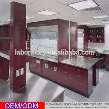 ventilation chambre système de ventilation de laboratoire tout en acier de la chambre de