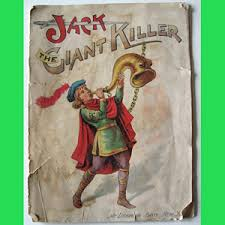 jack the giant killer english fairy tale the three headed giant jack the giant killer the wonder story series c1900 childrens book