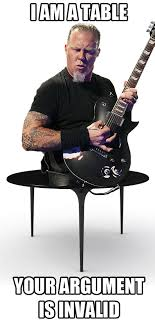 James Hetfield Meme - james hetfield is a table captioned by olo floof on deviantart