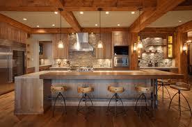 Kitchen Backsplash Ideas That Refresh Your Space - Rough stone backsplash