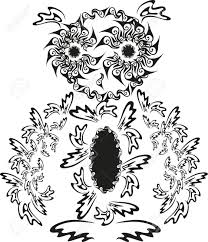 100 owl tattoo black and white barn owl tattoo request by