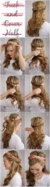 hairstyles hair ideas for clubbing 26 lazy hairstyling hacks