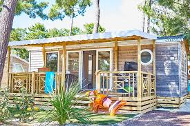 mobile home 3 chambres vendays montalivet cing atlantic montalivet