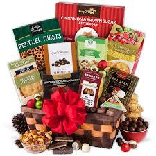 christmas gift baskets christmas food gift baskets by gourmetgiftbaskets