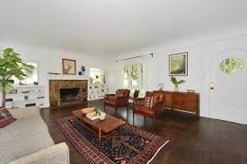 1920s Living Room by 1920s Pasadena Home With Batchelder Fireplace Asks 650k Curbed La
