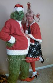 grinch costume heartwarming grinch and lou who costumes costumes