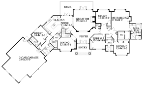 house plans for wide lots for the w i d e lot 23387jd architectural designs house plans