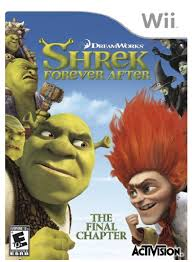 shrek wii game 11 15 shipped shesaved