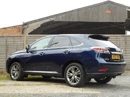 lexus cars 2012 used 2012 lexus rx 450h luxury facelift model for sale in