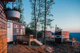 airbnb nashville tiny house the incredible cliffside tiny house in georgia that will make your