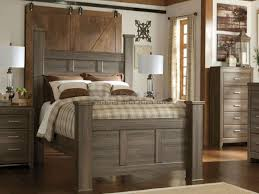 ashley b251 juararo 6 pc poster queen bedroom set