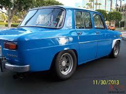 renault gordini r8 renault 8 gordini replica