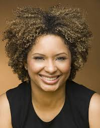 short curly weave hairstyles for round faces black women cute