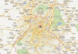 political map of mexico mexico city map