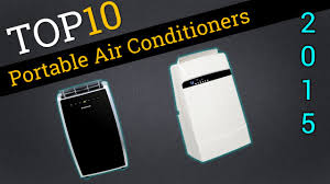 Comfort Air Portable Air Conditioner Top 10 Portable Air Conditioners 2015 Best Ac Units Youtube