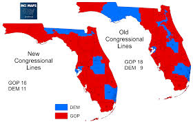 2016 Presidential Election Map by How Florida U0027s Congressional Districts Voted And The Impact Of