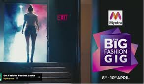 myntra launches first of its kind mega fashion event big fashion