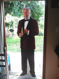 Most Interesting Man Birthday Meme - dos equis the most interesting man in the world life size stand up
