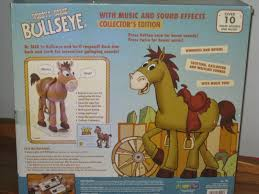 pixar fan toy story tsc bullseye