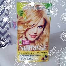 garnier nutrisse 93 light golden blonde reviews garnier nutrisse permanent nourishing hair color creme 93 light