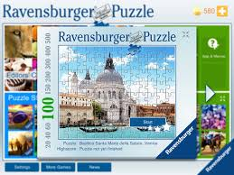 ravensburger puzzle the jigsaw collection on the app store