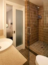 Frosted Glass For Bathroom Bathroom With Pocket Frosted Glass Door Different Types Of