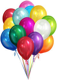bunch balloons bunch of balloons transparent clip png image gallery